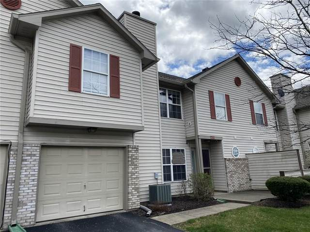 6059 Wildcat Drive 5 UNIT 5 D, Indianapolis, IN 46203 (MLS #21702795) :: The ORR Home Selling Team