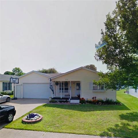 3258 Eastpointe Drive, Franklin, IN 46131 (MLS #21702805) :: The ORR Home Selling Team