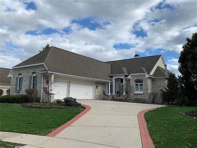11147 Peppermill Lane, Fishers, IN 46037 (MLS #21702833) :: Richwine Elite Group