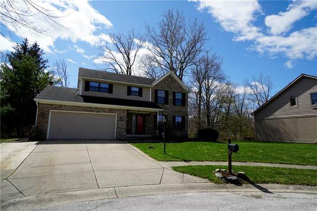 12257 Eastcreek Court, Indianapolis, IN 46236 (MLS #21702840) :: The Indy Property Source