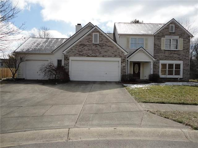 14460 Cherry Ridge Road, Carmel, IN 46033 (MLS #21702842) :: HergGroup Indianapolis
