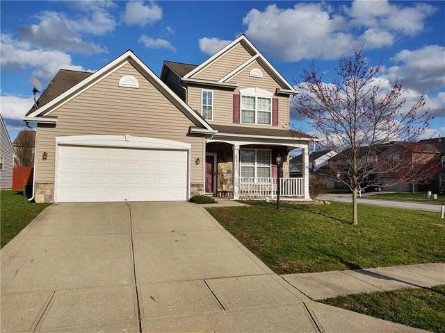 12317 Berry Patch Lane, Fishers, IN 46037 (MLS #21702848) :: Anthony Robinson & AMR Real Estate Group LLC
