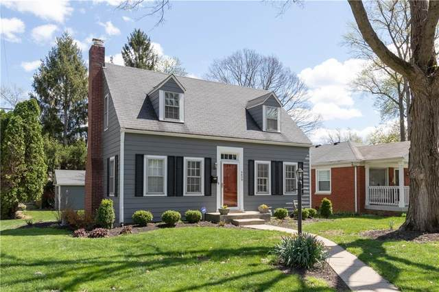 5639 Kingsley Drive, Indianapolis, IN 46220 (MLS #21702852) :: The ORR Home Selling Team