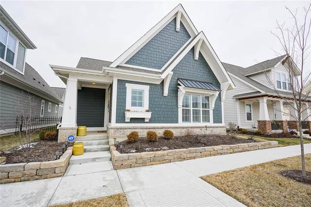 15200 Fenchurch Drive, Westfield, IN 46074 (MLS #21702863) :: The Evelo Team