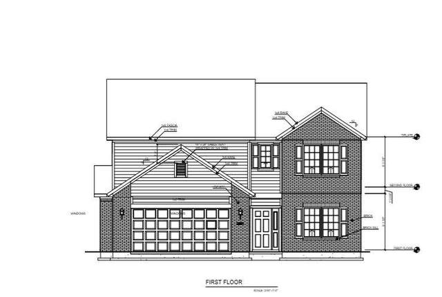 8223 Cagles Mill Trace, Avon, IN 46123 (MLS #21702879) :: The Evelo Team