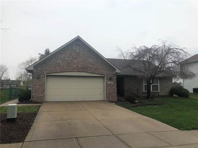 784 Shore View Drive, Franklin, IN 46131 (MLS #21702881) :: The Indy Property Source