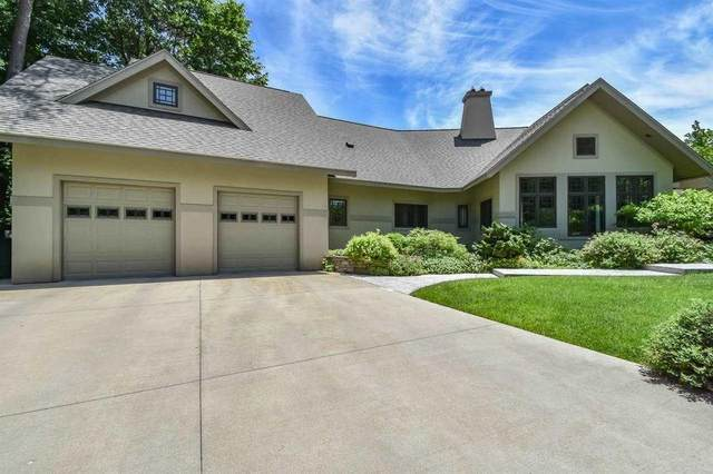 835 S Sheridan Drive, Bloomington, IN 47401 (MLS #21702886) :: The Indy Property Source