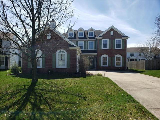 6401 E Runnymede Court, Camby, IN 46113 (MLS #21702890) :: Heard Real Estate Team | eXp Realty, LLC