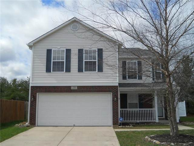 739 Rosea Court, Greenwood, IN 46143 (MLS #21702893) :: The Indy Property Source