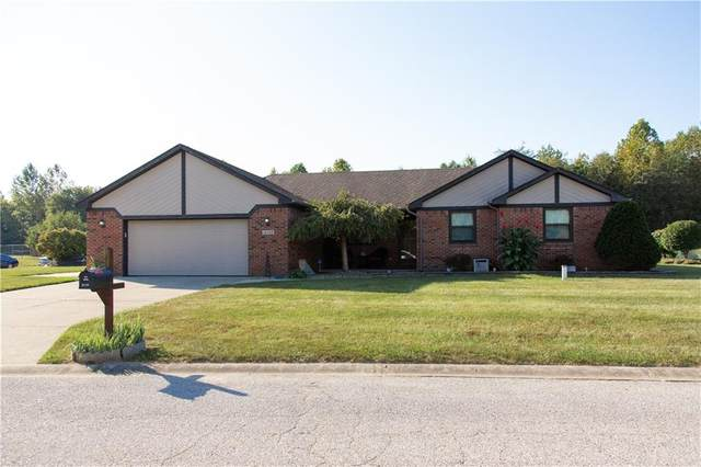 10549 Kellum Drive, Camby, IN 46113 (MLS #21702895) :: Mike Price Realty Team - RE/MAX Centerstone