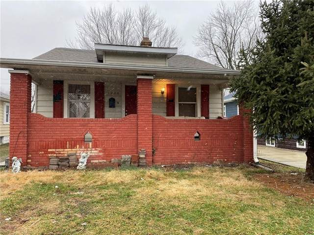 1944 N Tibbs Avenue, Indianapolis, IN 46222 (MLS #21702896) :: AR/haus Group Realty