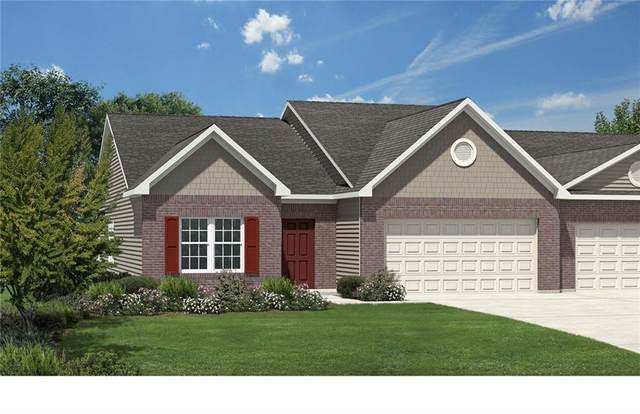 2662 Byerly Place, Greenwood, IN 46143 (MLS #21702907) :: The Indy Property Source