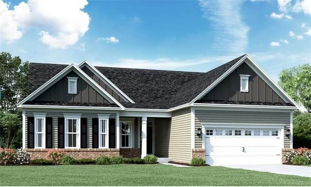 19283 Donelson Lane, Westfield, IN 46062 (MLS #21702909) :: The Evelo Team