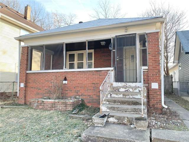 1037 Tecumseh Street, Indianapolis, IN 46201 (MLS #21702912) :: AR/haus Group Realty