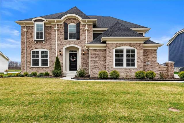 12575 Coastal Place, Fishers, IN 46037 (MLS #21702934) :: Heard Real Estate Team | eXp Realty, LLC