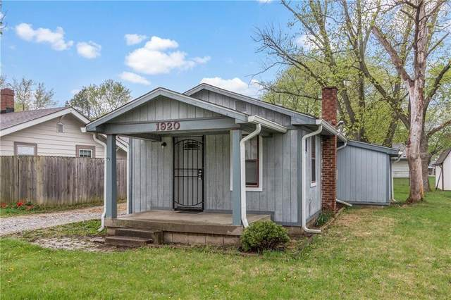 1920 N Lesley Avenue, Indianapolis, IN 46218 (MLS #21702939) :: AR/haus Group Realty