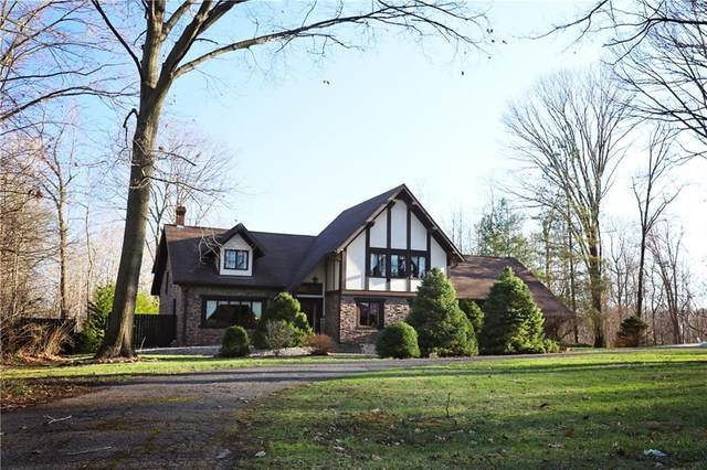374 N Woodland Heights Drive, Crawfordsville, IN 47933 (MLS #21702957) :: The Indy Property Source