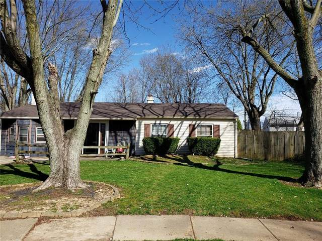 40 Lochry Court, Franklin, IN 46131 (MLS #21702985) :: The Indy Property Source