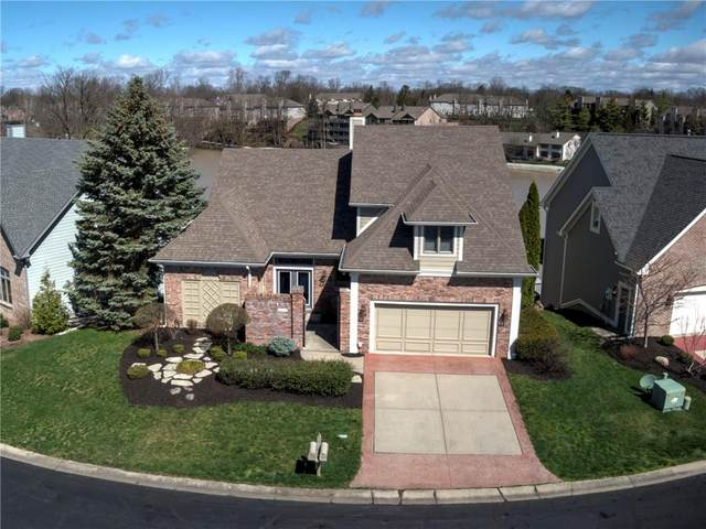 11396 Bayhill Way, Indianapolis, IN 46236 (MLS #21702990) :: The Indy Property Source