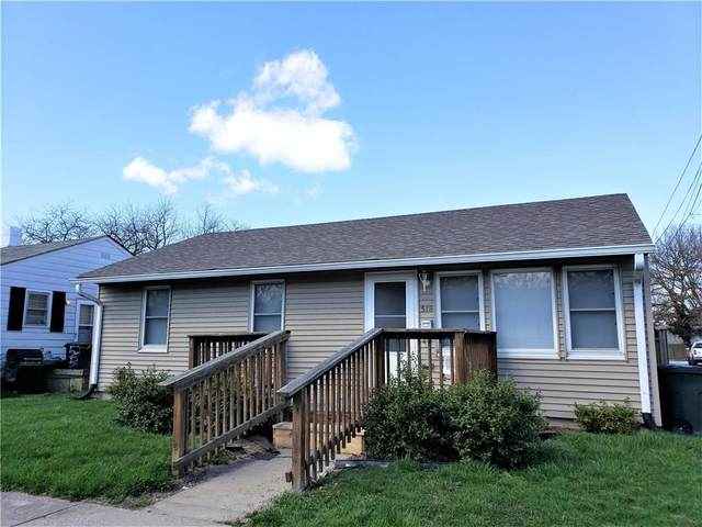 518 5th Street, Shelbyville, IN 46176 (MLS #21702992) :: David Brenton's Team