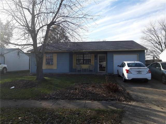 5060 Pappas Drive, Indianapolis, IN 46237 (MLS #21703007) :: Richwine Elite Group