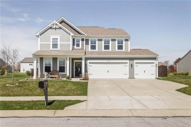 8136 Oriole Point Drive, Avon, IN 46123 (MLS #21703010) :: Mike Price Realty Team - RE/MAX Centerstone