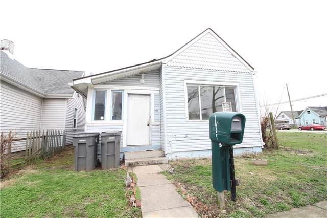 249 Detroit Street, Indianapolis, IN 46201 (MLS #21703013) :: The Indy Property Source