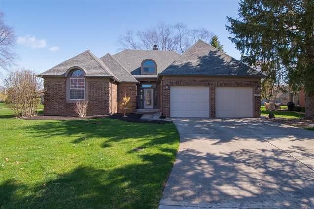 5194 Pursel Lane, Carmel, IN 46033 (MLS #21703015) :: Anthony Robinson & AMR Real Estate Group LLC