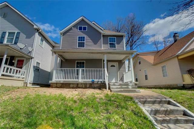2615 Boulevard Place, Indianapolis, IN 46208 (MLS #21703020) :: The Indy Property Source