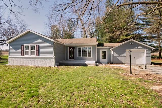 1883 W Us Highway 136 Road, Crawfordsville, IN 47933 (MLS #21703032) :: The Indy Property Source