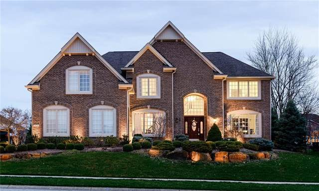14211 Waterway Boulevard, Fishers, IN 46040 (MLS #21703040) :: Richwine Elite Group