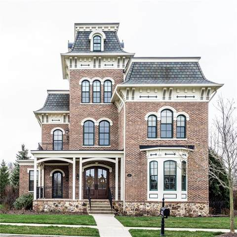 1911 Hourglass Drive, Carmel, IN 46032 (MLS #21703044) :: The Indy Property Source