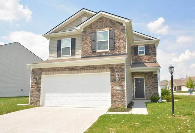 19533 Chip Shot Road, Noblesville, IN 46062 (MLS #21703047) :: The Indy Property Source