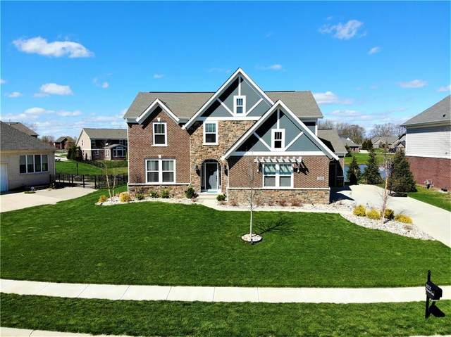 3258 Cherokee Circle, Bargersville, IN 46106 (MLS #21703052) :: The Indy Property Source