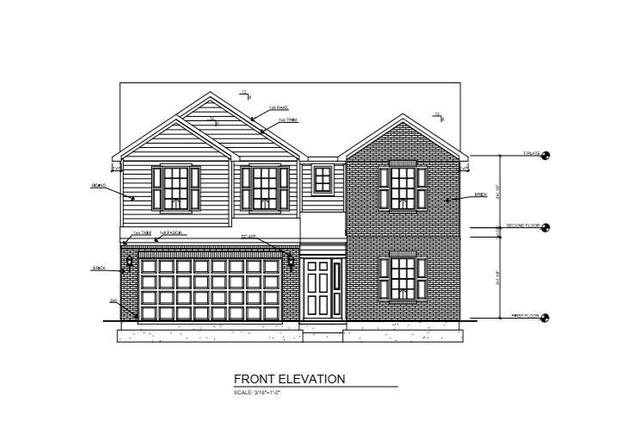 4356 Ringstead Way, Indianapolis, IN 46235 (MLS #21703053) :: The Indy Property Source