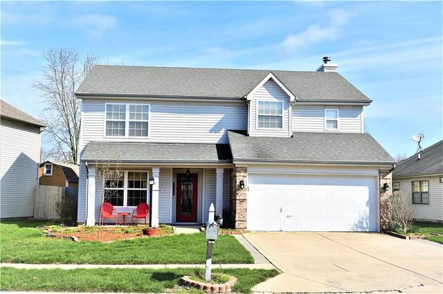 1081 Berwyn Road, New Whiteland, IN 46184 (MLS #21703084) :: The Indy Property Source
