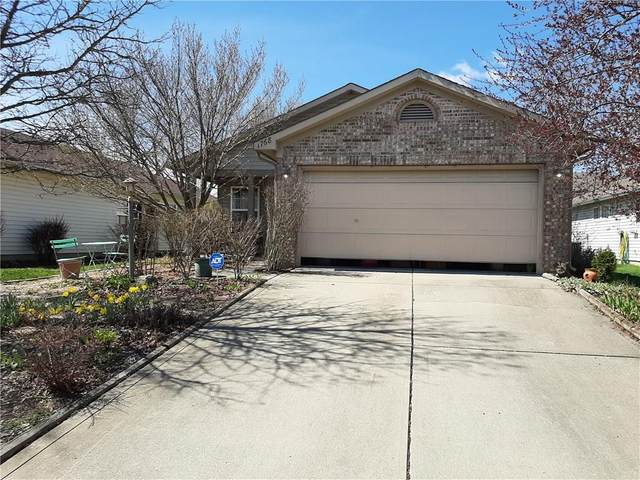 1768 Farm Meadow Drive, Greenwood, IN 46143 (MLS #21703095) :: HergGroup Indianapolis
