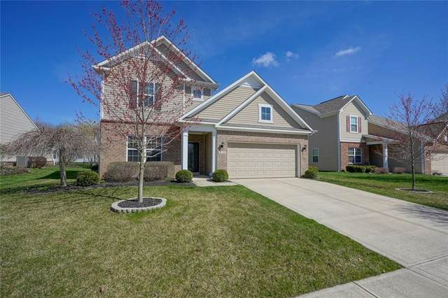 11180 Pearce Place, Fishers, IN 46038 (MLS #21703096) :: Heard Real Estate Team | eXp Realty, LLC