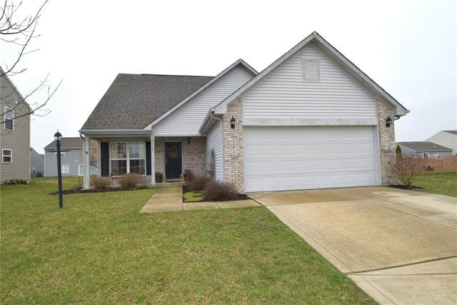 3160 Bristlecone Court, Greenwood, IN 46143 (MLS #21703098) :: Mike Price Realty Team - RE/MAX Centerstone