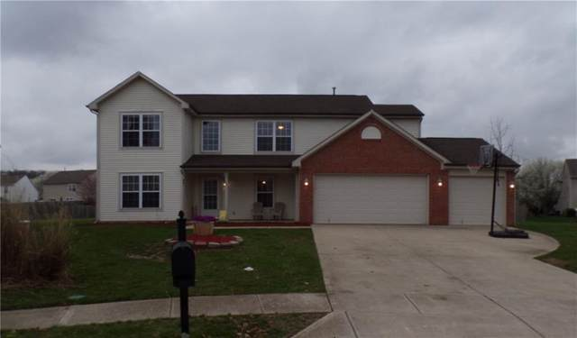 7809 Mikayla Court, Indianapolis, IN 46217 (MLS #21703104) :: The ORR Home Selling Team
