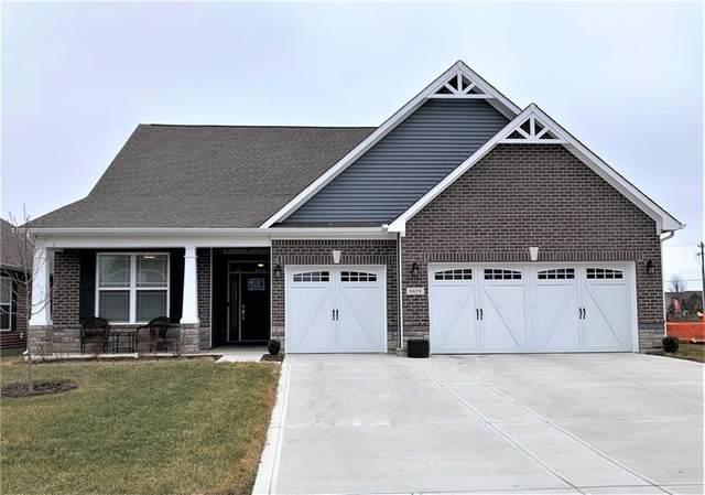 8659 Thatcher Lane, Avon, IN 46123 (MLS #21703109) :: Heard Real Estate Team | eXp Realty, LLC