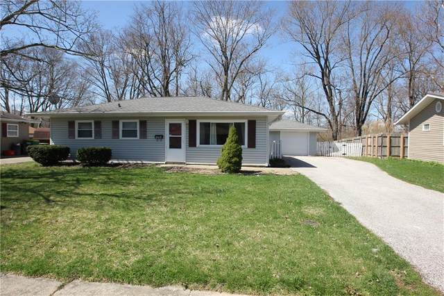 430 W William Drive, Brownsburg, IN 46112 (MLS #21703117) :: HergGroup Indianapolis