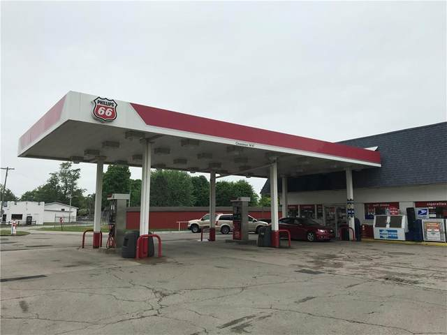 6409 S State Road 3, Spiceland, IN 47385 (MLS #21703130) :: The Indy Property Source