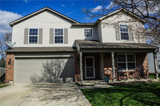 1331 Fall Ridge Drive, Brownsburg, IN 46112 (MLS #21703137) :: Heard Real Estate Team | eXp Realty, LLC