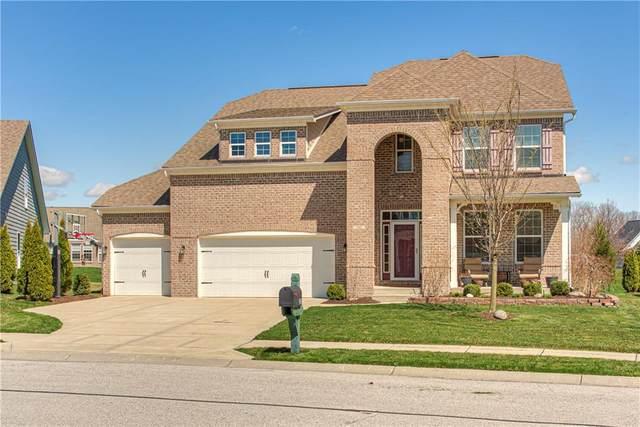 543 Amersham Court, Avon, IN 46123 (MLS #21703138) :: Heard Real Estate Team | eXp Realty, LLC
