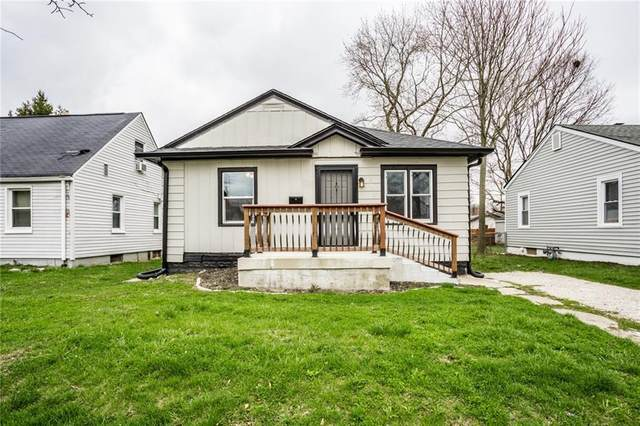 1541 N Euclid Avenue, Indianapolis, IN 46201 (MLS #21703185) :: The Indy Property Source