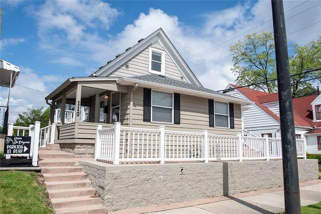 110 N State Street 112,110A,110B, Greenfield, IN 46140 (MLS #21703197) :: Richwine Elite Group