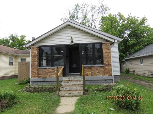 4001 E 31st Street, Indianapolis, IN 46218 (MLS #21703211) :: Anthony Robinson & AMR Real Estate Group LLC
