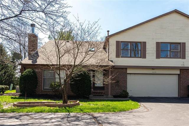 2428 N Willow Way #2428, Indianapolis, IN 46268 (MLS #21703217) :: The Indy Property Source