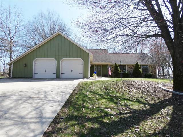 1651 Rudgate Drive, Avon, IN 46123 (MLS #21703241) :: Mike Price Realty Team - RE/MAX Centerstone